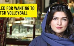 Iranian-British Woman Arrested for Attending Volleyball Match in Iran