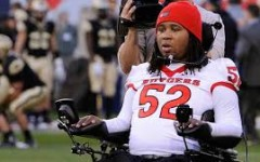 Eric LeGrand's Spinal Injury Led to His Becoming a Motivational Speaker