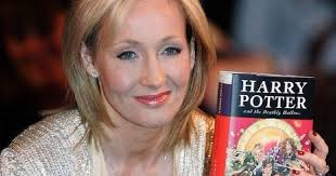 "Joanne Rowling, Best-selling Author of the ""Harry Potter"" Novels"