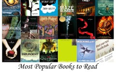 Most Popular Books for Teenagers