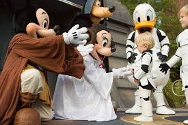 "Disney to Open ""Star Wars"" Theme Parks"