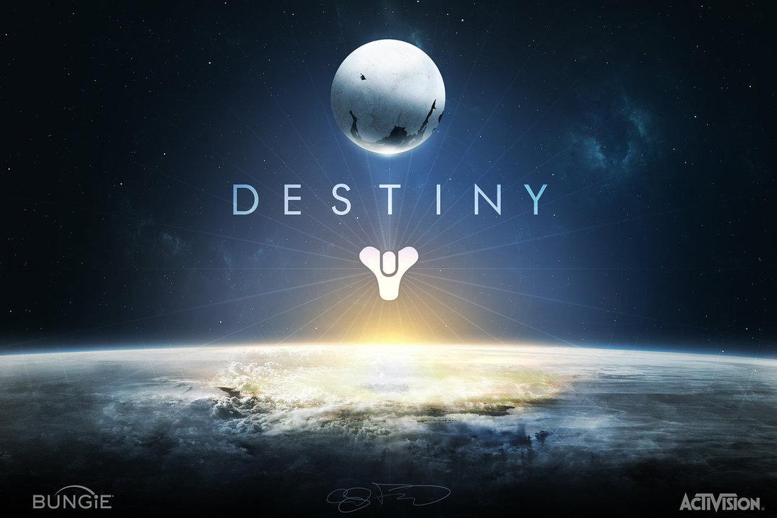 Destiny, A Game for You and Your Friends, But Probably Not for Your German Shepherd.