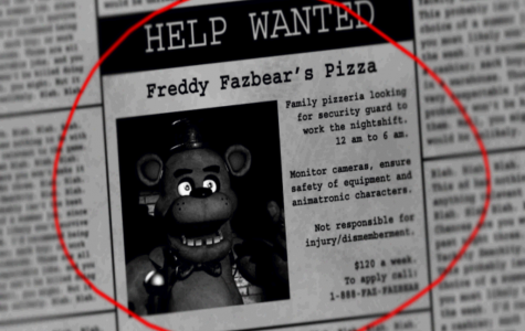 "Game Review: ""Five Nights at Freddy's"""