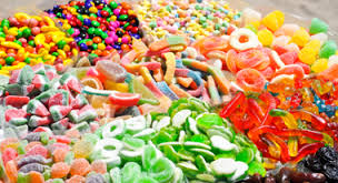 Lots of candy, or, as dentists call it, business!