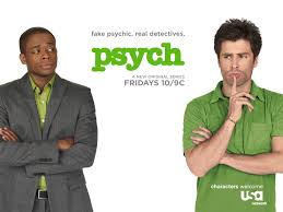 """""""Psych"""": Television Series Review"""