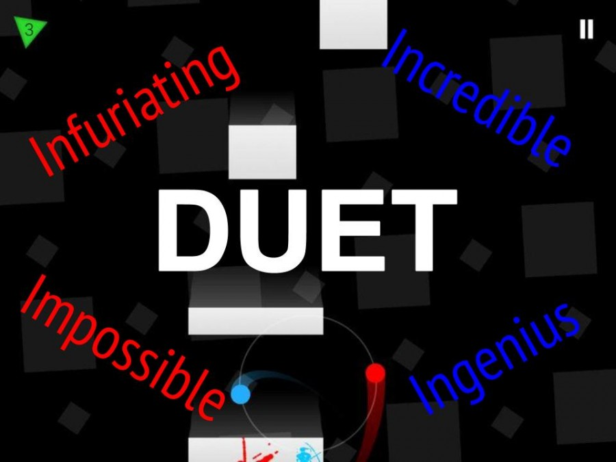 Game Review: Duet