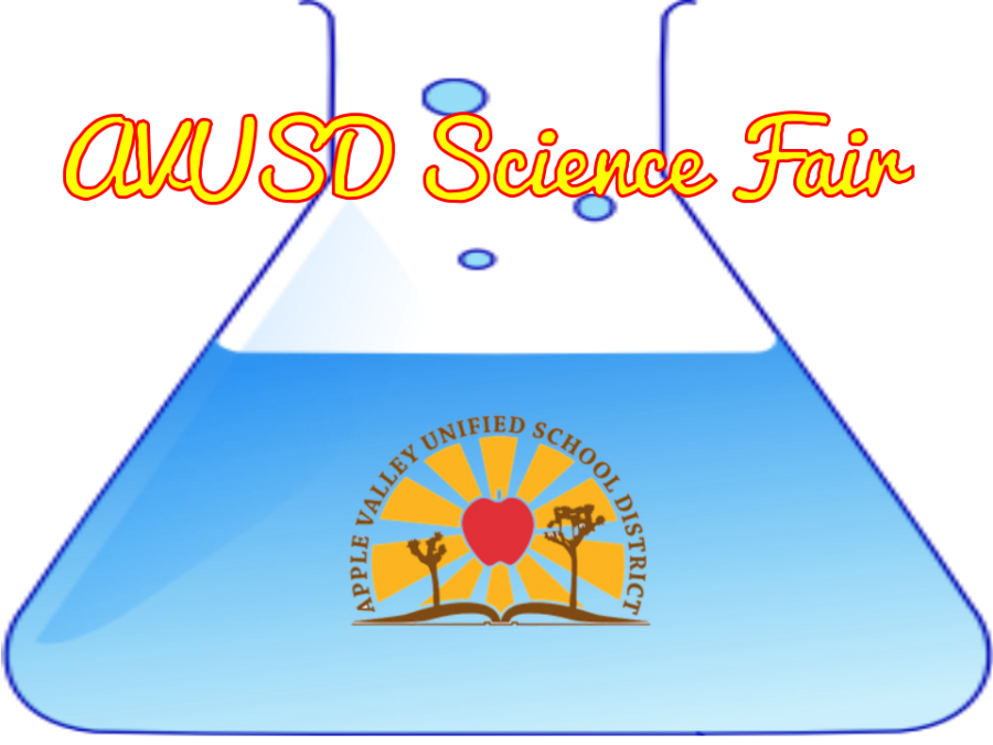 AVUSD Science Fair Held at GHHS!