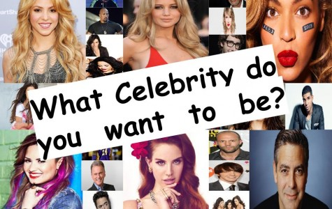 What Celebrity Do You Want to Be?