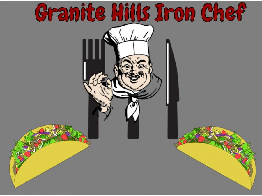 Iron Chef Competition Gives Mr. Arnt Free Tacos!