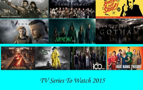 Which TV Series Should You Watch?