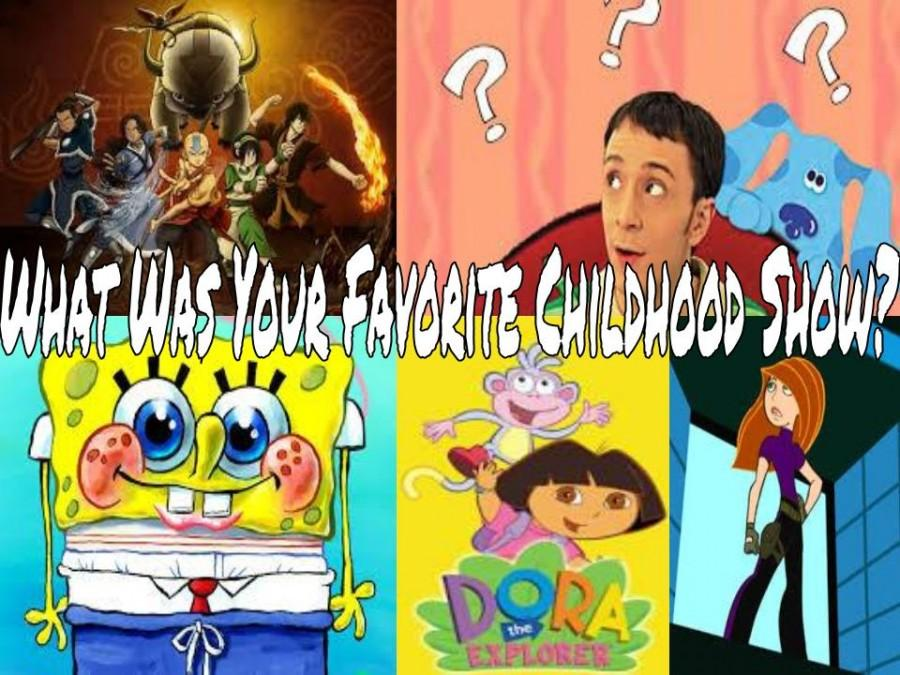 What Was Your Favorite Childhood Show?