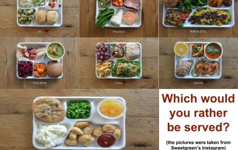 School Lunches: USA v. the World