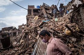 Terrible Earthquake in Nepal