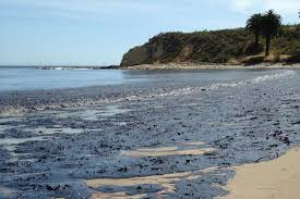 Refugio Beach Oil Spill