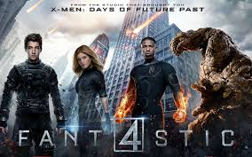 The Fantastic Four- Not So Fantastic