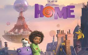 """Movie Review: """"Home"""""""