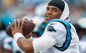 Cam Newton Helps a Boy Whose Father Recently Passed Away