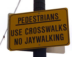 Pedestrian Dangers