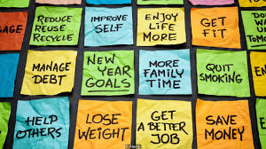 New Year's Resolutions: Meaningful Resolutions In, Empty Resolutions Out