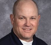 Mr. Scott Christy, Principal of Columbine High School in Littleton, Colorado,